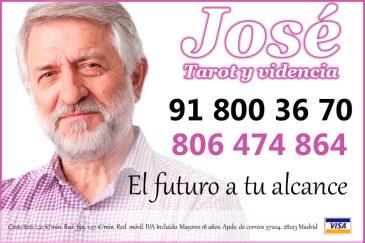 tarot y videncia José Campos